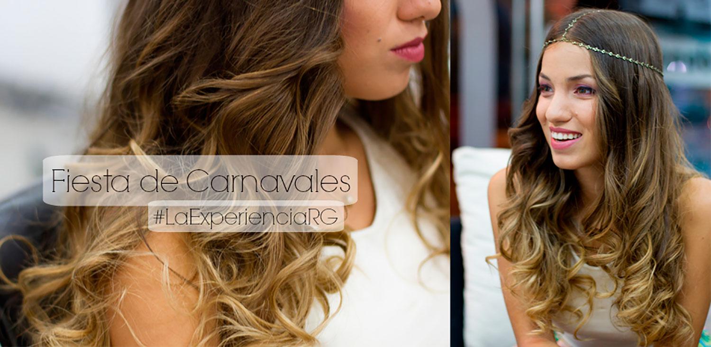 Maquillaje Y Peinado Para Una Fiesta De Carnavales Laexperienciarg