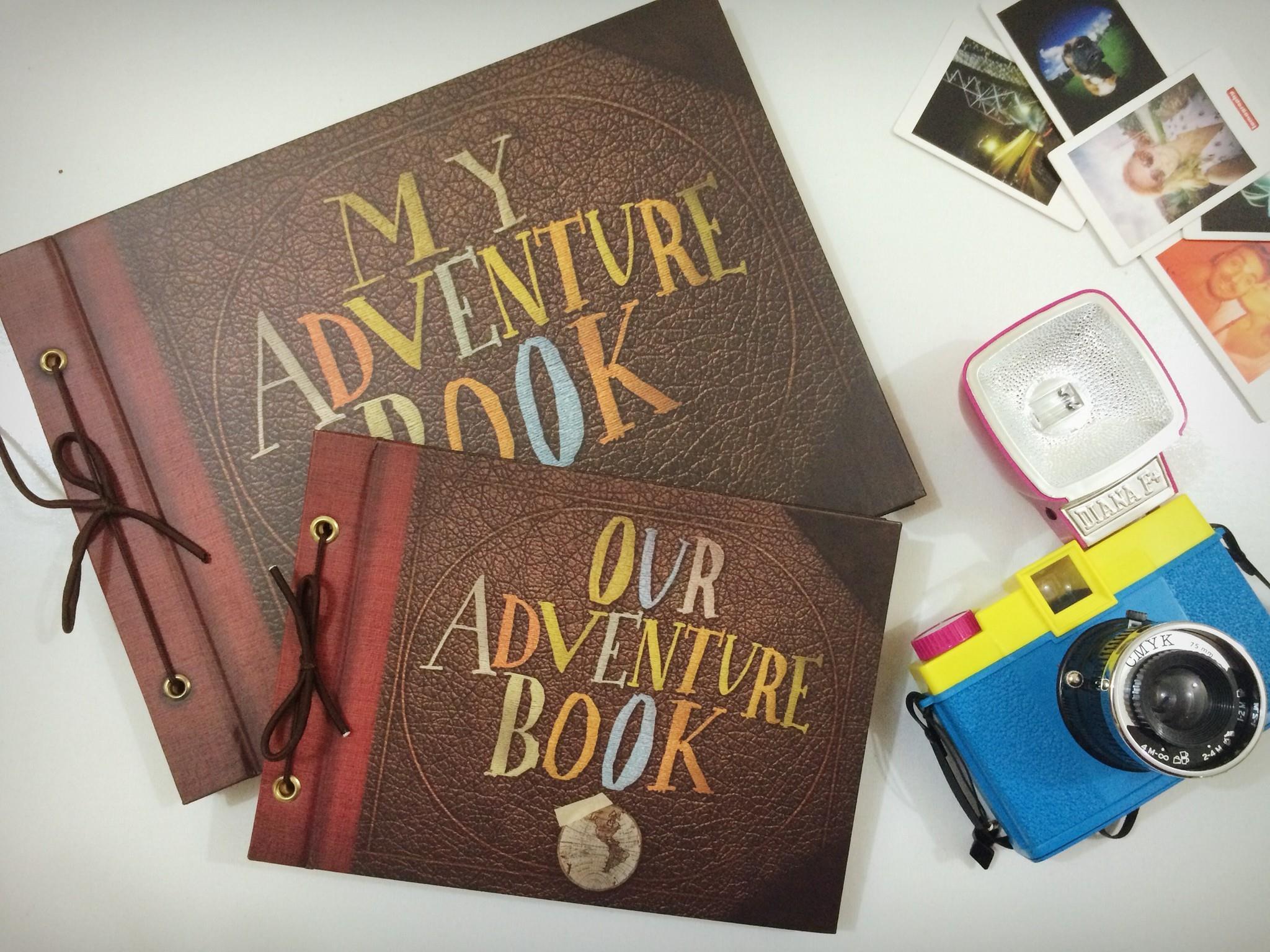 depasada - my adventure book