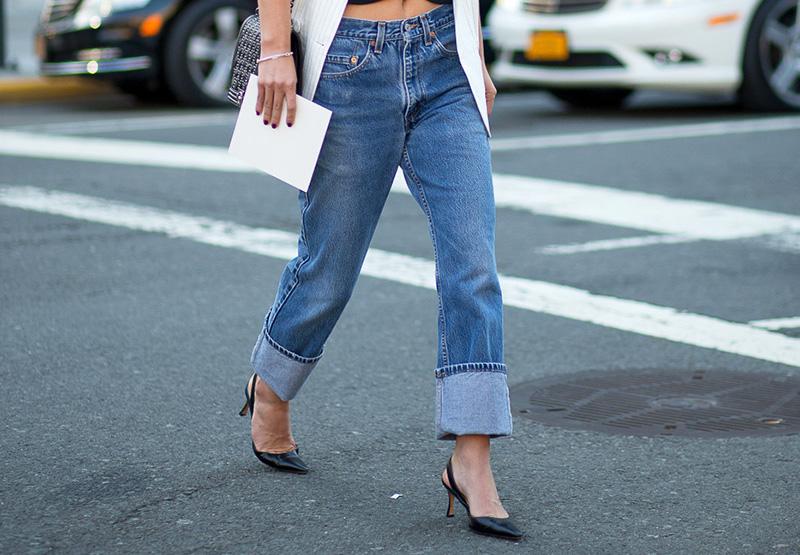 Un Jean 7 looks u00bfCu00f3mo armar looks para toda la semana con un solo jean? - Cinnamon Style